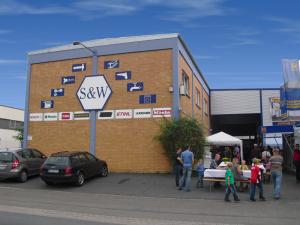 S&W vor dem Umbau