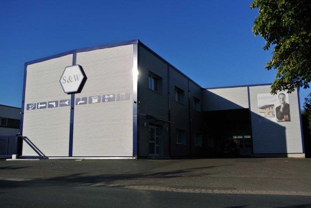 S&W Hauptgebäude
