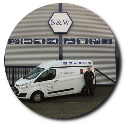 Unser S&W Servicemobil